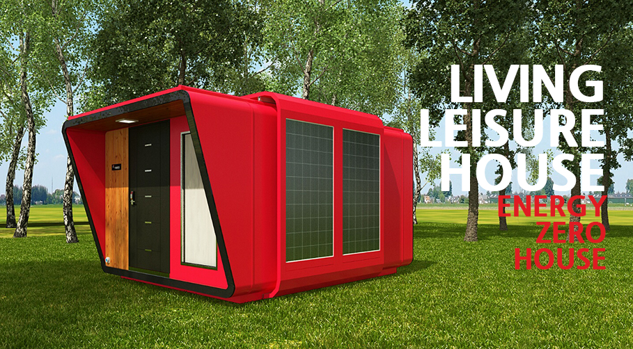 Living Leisure House Energy zero house